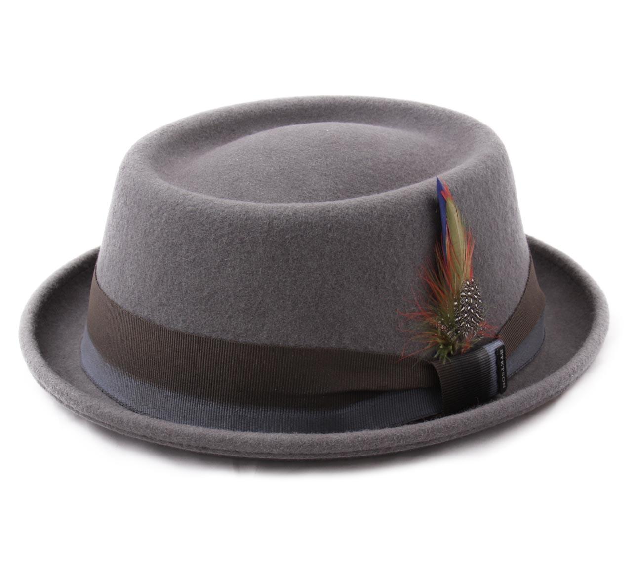 0cd578150be Pork Pie Woolfelt - Hats