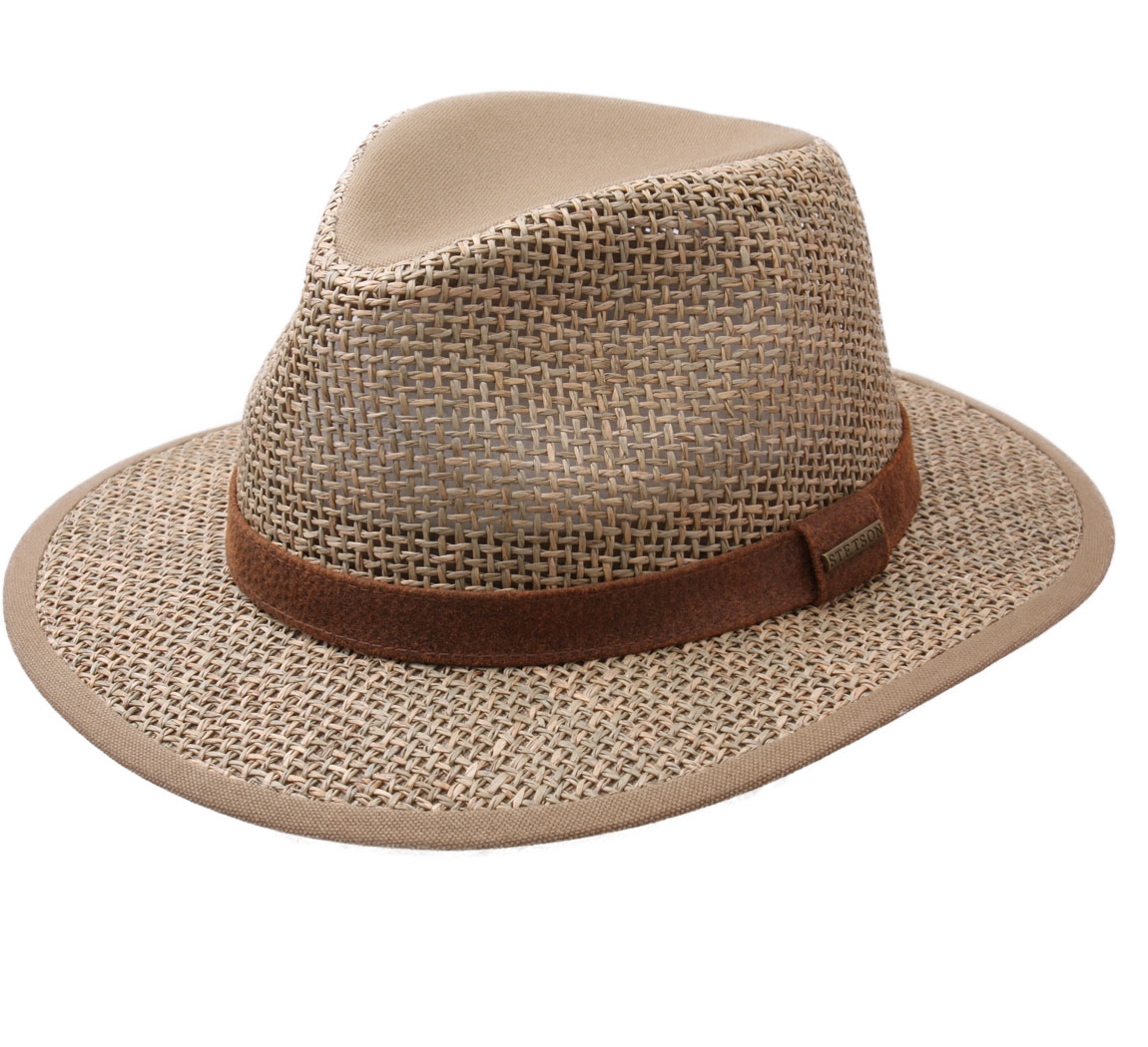 Medfield Seagrass - Hats Stetson 7860f51c3ff3