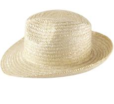 My Straw Fedora